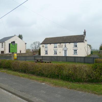 Village Defibrillator Outsite The Black Hourse Pub