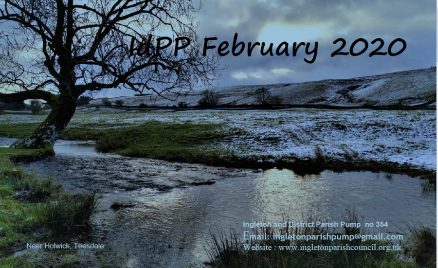 Ingleton Parish Pump Picture From February 2020