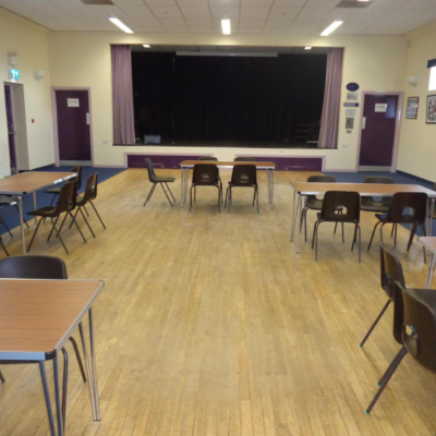 Picture Of The Main Function Room In The Village Hall