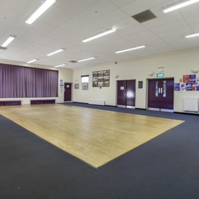 View Of The Main Room In The Hall
